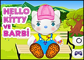 Hello Kitty ve Barbi
