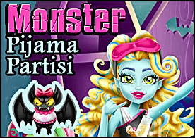 Monster Pijama Partisi