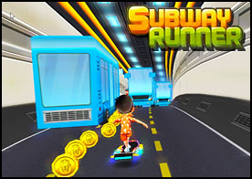 Subway Runner 2